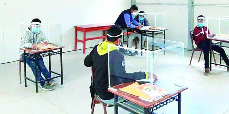 Más de 6 mil alumnos en zonas rurales volverán a las aulas el 19 de abril