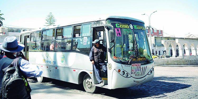 Municipio Arequipa no revisará contratos del SIT observadas por la Contraloría