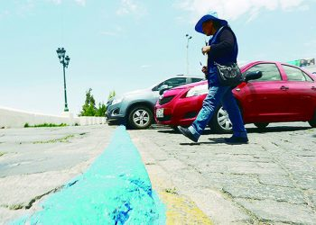 Municipio provincial de Arequipa evalúa retirar las zonas azules del Centro Histórico