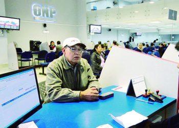 ONP brinda nuevos beneficios a aportantes con 14 y 17 años de contribución