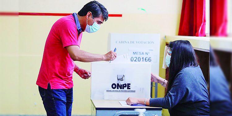 Odpe Caylloma ultima detalles en locales de votación en Majes para elecciones
