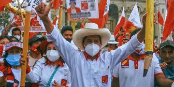 Pedro Castillo arrasó en 6 provincias de Arequipa en estas elecciones generales