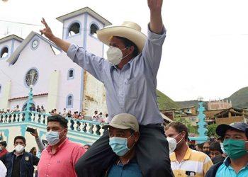 Perú Libre denuncia que Pedro Castillo recibió amenazas de muerte