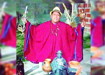 Piden 23 años de cárcel para curandero 'Indio Ayar' por violar a mujer en ritual