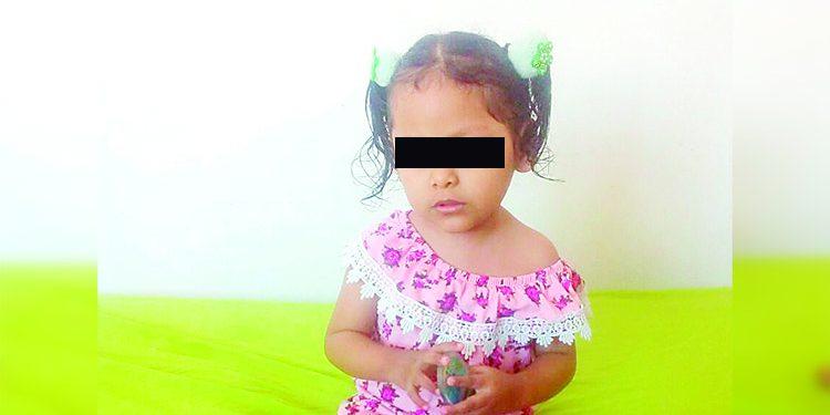 Realizan rifa en apoyo de niña con ceguera en Aplao