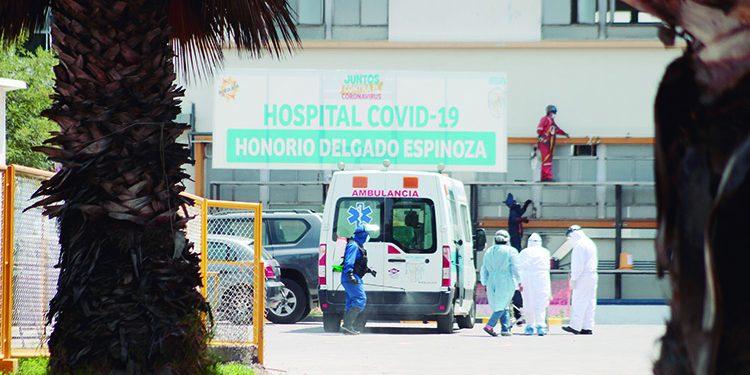 Reportan pico de fallecidos por Covid en las últimas 24 horas en Arequipa