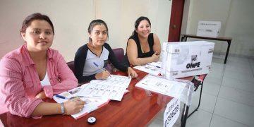 ODPE Arequipa 1 busca voluntarios para miembros de mesa quieran ganarse S/120