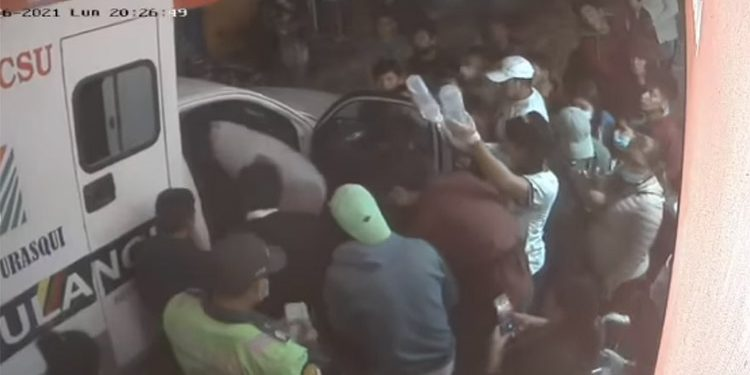 Sujeto acuchilla a niño porque se resistió al robo de su celular en Secocha