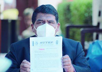 Sutep denunciará a gerente de Educación por el retorno a clases en pandemia