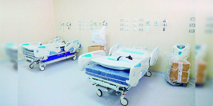 Hospital Honorio no usa área emergencia que inauguró el presidente Sagasti