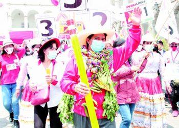 Arequipeños dieron un notable respaldo a Pedro Castillo en las Elecciones Generales