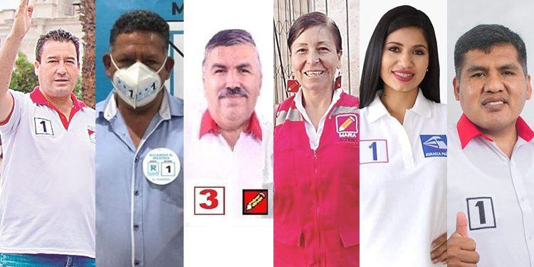 Estos son los congresistas virtuales por Arequipa: Perú Libre lograría más escaños