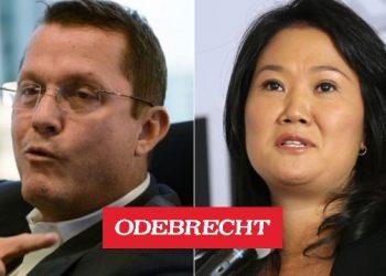 """Keiko Fujimori: """"Jamás he pedido, recibido o solicitado dinero de Odebrecht"""""""