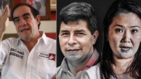 """Yonhy Lescano: """"Yo me niego nuevamente a votar por el mal menor"""""""