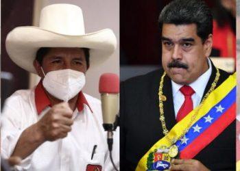 """Pedro Castillo a Maduro: """"Que venga y se lleve a sus compatriotas que han venido a delinquir"""""""