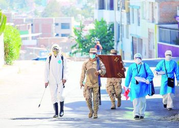 Arequipa: Casos positivos, decesos y altas por Covid en la región al 4 de abril