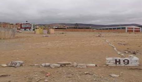 Estafadores están ofreciendo terrenos del Estado en distrito de Majes