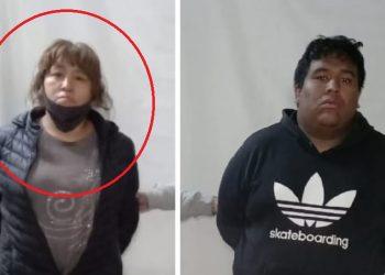 """Detienen otra vez a """"La tía July"""", conocida vendedora de droga en Arequipa"""
