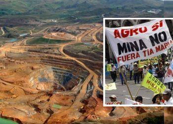 Estos son los candidatos presidenciales que le dicen no al proyecto minero Tía María