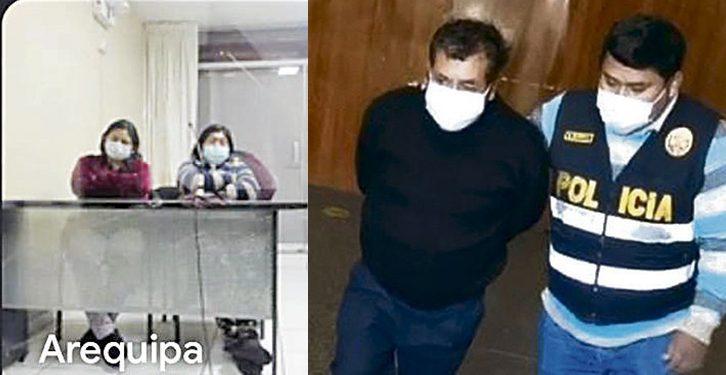 Dictan 9 meses de prisión preventiva para 3 integrantes de familia por matar a su vecina