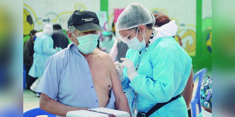 Geresa solo vacunó al 1.7% de los 205 mil adultos mayores que viven en Arequipa