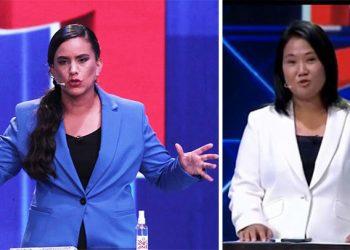 """Verónika Mendoza: """"El peor escenario para el país es que la señora K sea presidenta"""""""