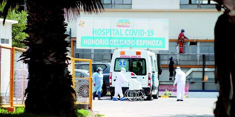 Arequipa: 21 murieron por Covid en las últimas 24 horas y cifra asciende a 4133