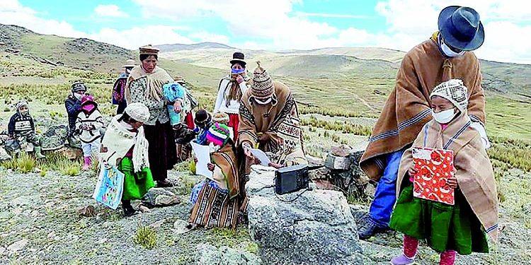 ¡Atención! 51 distritos de la región Arequipa en emergencia por temporada de frío