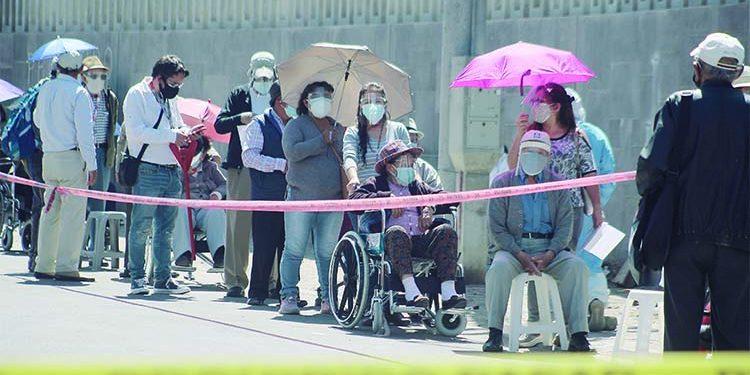 Arequipa: Adultos mayores de 80 años sin vacunarse podrán hacerlo en estas fechas