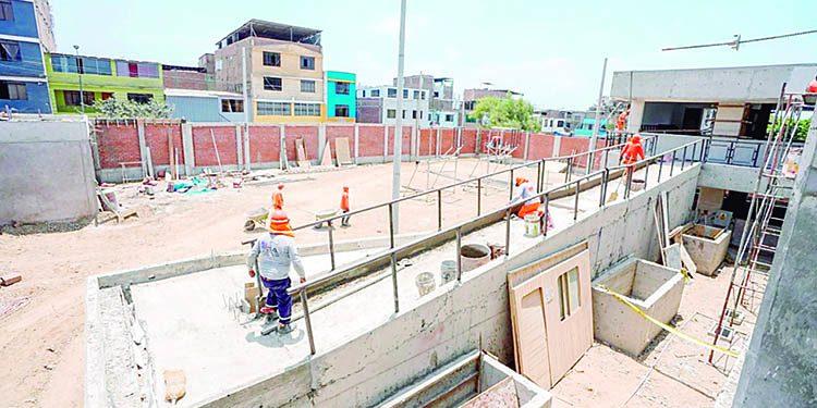 Apafa denuncia olvido de obras en colegio técnico agropecuario de La Colina en Majes