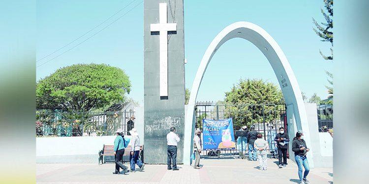 Arequipa: Construirán 4 pabellones de nichos en el cementerio de La Apacheta