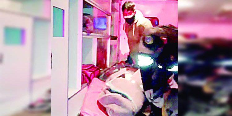 Arequipa: Investigan extraña muerte de una mujer dentro de su casa en Sachaca