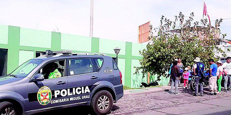 Arequipa: Niña fallece por un disparo en la cabeza y padres quedan detenidos