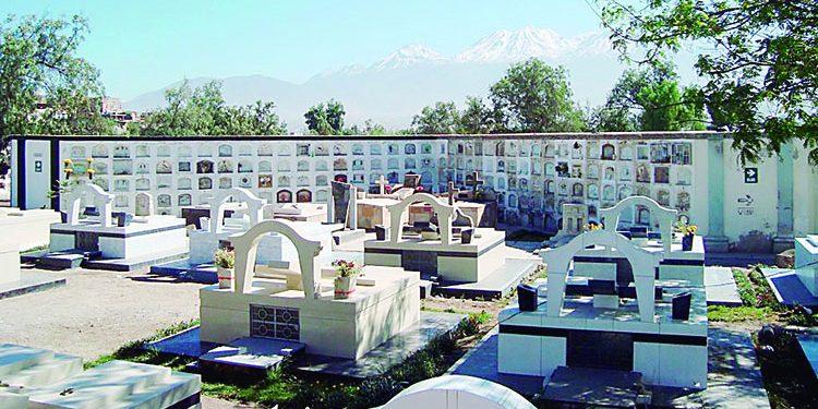 Cementerio general La Apacheta reabre sus puertas para permitir visitas
