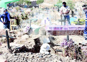 Cementerios distritales en Arequipa con poca capacidad para más entierros en pandemia 3