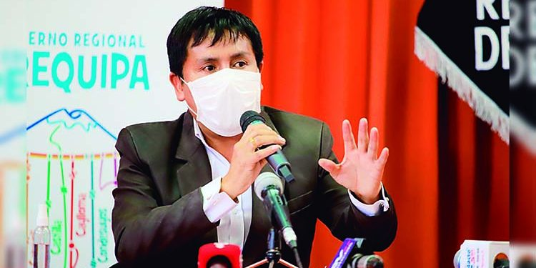 Congreso solicita denunciar a Cáceres Llica por omisión de funciones en pandemia