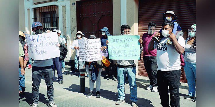 Consejo Regional Arequipa retomará resarcimiento de agricultores afectados por proyecto en Majes I