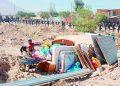 Desalojan a 114 familias invasoras en sector Villa Magisterial en Cerro Colorado