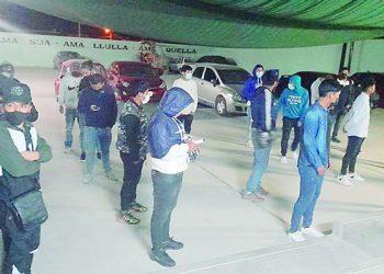 Descontrol de reuniones sociales en Majes a pesar de contagios por Covid