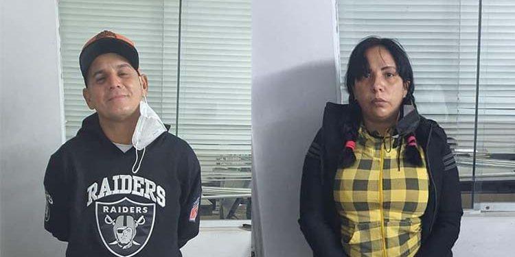 Detienen a banda de venezolanos por estafar a vendedora de celulares