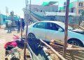 Ebrio herido pretendía huir tras chocar vivienda con vehículo en Majes
