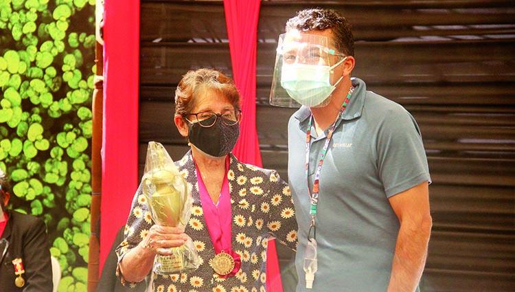 El orgullo dorado de Arequipa Se recordó a campeones del FBC Melgar 1971 2