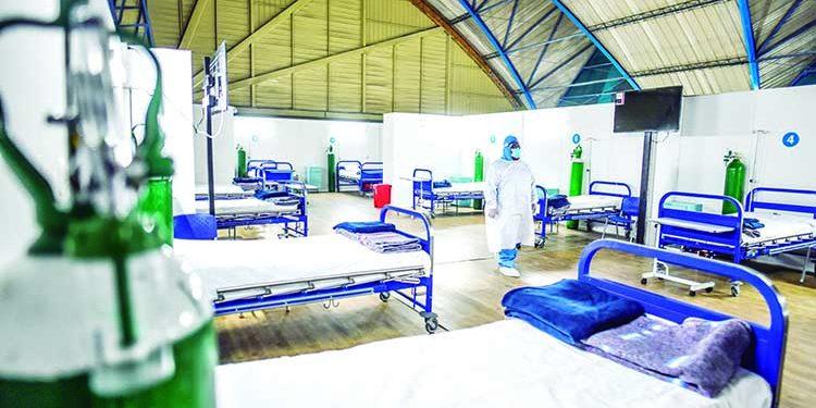 En Cerro Juli amplían capacidad hospitalaria para pacientes Covid