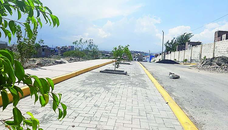 Arequipa: En Socabaya reciben obra sin revisarla y generan perjuicio de S/40 mil