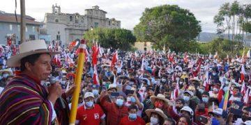 Grupos políticos de izquierda en Arequipa se unen para apoyar a Pedro Castillo