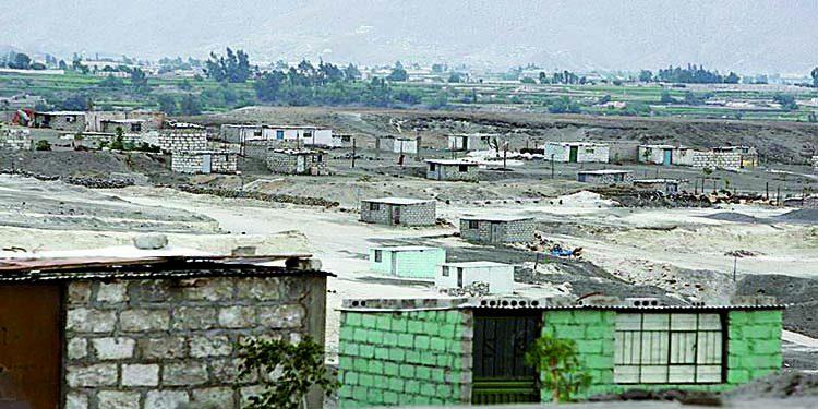 Hoy debatirán aprobación del Programa Municipal de Vivienda en Arequipa