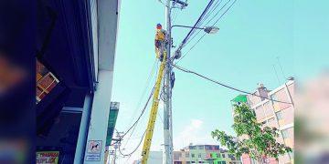 Arequipa: Improvisan trabajos en San Juan de Dios para cumplir con la entrega de obra