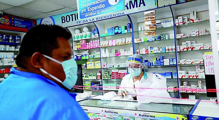 Medicinas. Hay antecedentes de concertación en medicinas.