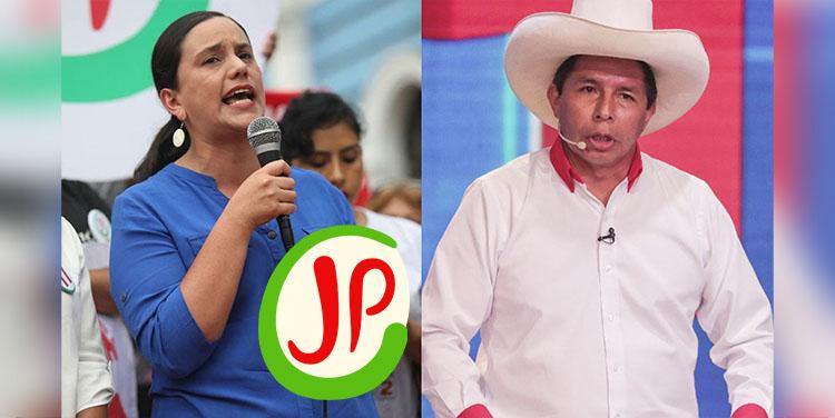 Juntos por el Perú respaldará a Pedro Castillo en la segunda vuelta