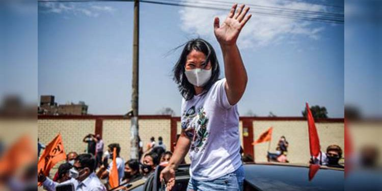 Keiko Fujimori firmaría pacto de proyectos para la región Arequipa previo al debate